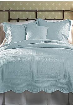 Pem America French Tiles Quilt Collection #belk #bedding
