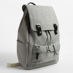 The Twill Snap Backpack - Everlane