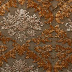 Tablecloth, Boutique Collection - Velvet Damask Amber - www.lineneffects.com - Linen Effects Party, Event, Wedding, Corporate rental décor. #gold #copper #gala #holiday #fall #traditional #classic