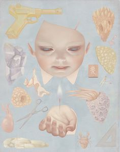 Another Look: The Works of Hsiao Ron Cheng: the little things-digital painting-2012_2048.jpg