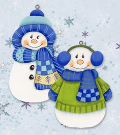 Welcome Winter Snowmen Download