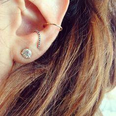 suspender earring smith+mara