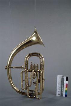 Saxhorn baryton en si bémol (end 1800)