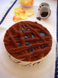 Απαλά ΑΛΜΥΡΑ: Τιραμισού τούρτα