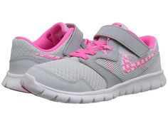 Nike Kids Flex Experience 3 (Little Kid) Pure Platinum/Pink Pow/Wolf Grey/White - Zappos.com Free Shipping BOTH Ways