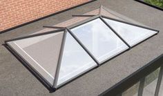 Flat Roof Lanterns Derby - Roof lights & Skypod Skylights create the perfect opportunity for a light enhancing environment.