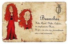 """Beanshee, por Iaina """"Luma Dreams"""""""