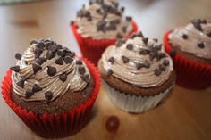 Olive The Ingredients: Nutella Cupcakes