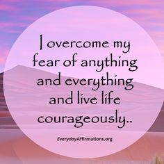 Daily Affirmations 21 February 2017