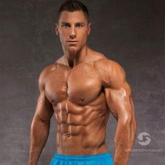 Trainer Tim McComsey was once told he's hotter than Channing Tatum. Repin if you believe it!