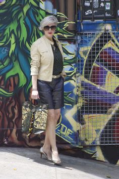 metallics and murals | styleatacertainage
