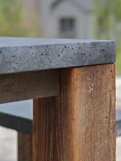 DIY Outdoor Dining Tables | The Garden Glove