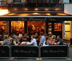 Mermaid Inn, New York