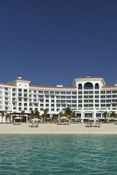 Waldorf Astoria Dubai Palm Jumeirah, United Arab Emirates is the FHRNews #AmexFHR #luxury #hoteloftheday for Tuesday, May 24.
