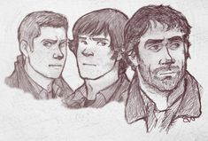 SPN: Winchester by AndLatitude #fanartdrawing #fan #art #drawing #supernatural Supernatural Drawings, Supernatural Fan Art, Sketch Painting, Drawing Sketches, Art Drawings, Winchester Boys, Winchester Brothers, Superwholock, Images