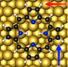 Self-assembling #molecular #nanoswitch could advance #photovoltaics, memory devices, sensors, and more: . #nanotech #nanotechnology #solar #electronics