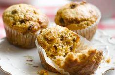 Carrot and raisin muffins recipe - goodtoknow