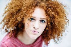 7 gorgeous photos of redheads that challenge the way we see race Natural Red Hair, Natural Redhead, Natural Hair Styles, Long Hair Styles, Red Hair Day, Thick Curly Hair, Portraits, Ginger Hair, Redheads