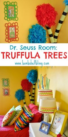 EEK!  TRUFFULA TREES!!!!!  I love love love this idea!