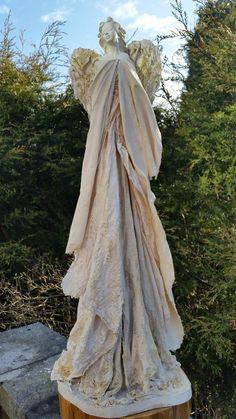 Powertex angel for Tracy www.anziswood.co.uk