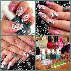 Addict nails art