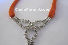camo and hunter orange wedding flowers - Google Search