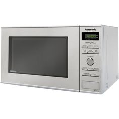 Amazon.com: Panasonic NN-SD372S 0.8 Cubic Feet 950-Watt Inverter Microwave, Stainless Steel: Countertop Microwave Ovens: Kitchen & Dining