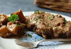Magic Crock Pot Meatloaf