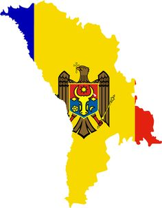 Moldova Flags Of The World, Countries Of The World, Moldova Country, Moldova Flag, Republica Moldova, Metal Flag, The Second City, France, Flag Design