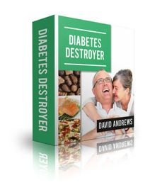 """Diabetes Destroyer outlines a natural, safe, and effective dietary protocol for permanently getting rid of pre-diabetes and type 2 diabetes without drugs, finger pricking, or insulin shots. Based on David's 3-step """"Pancreas Jumpstart Trick"""", it is one of"""