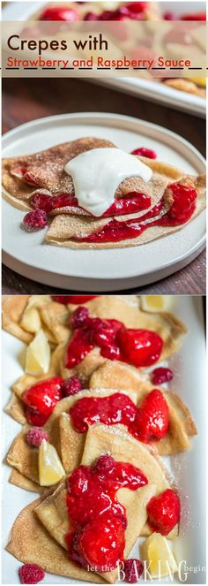 Crepes on Pinterest | Crepes, How To Make Crepe and Homemade Crepes