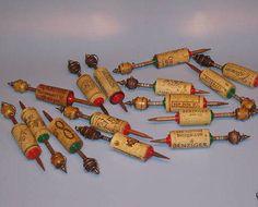 Wine Cork Bobbers
