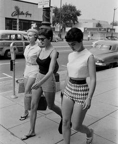 The Short Shorts Girls