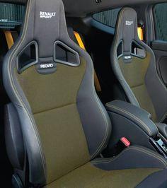 Appealing race seats