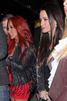 Nicole 'Snooki' Polizzi is Out With Kyle Richards Of Real Housewives Of Beverly Hills? Really? (Photos)