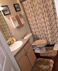 Diy Bathroom, Modern Bathroom, 1950s Bathroom, Bathroom Inspo, Bathroom Ideas, Master Bathroom, Restroom Ideas, Bathroom Organization, Neutral Bathroom