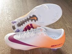 NEW NIKE MERCURIAL VELOCE FG Soccer Cleats WOMENS $120 in Sporting Goods, Team Sports, Soccer | eBay