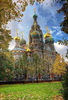 Город Санкт-Петербург.Храм На Крови.