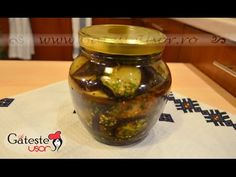 YouTube Pickles, Cucumber, Recipes, Food, Youtube, Jelly, Preserves, Rezepte, Essen