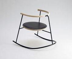 Dänischer Designer Stuhl aus Stahl // Danish Design Chair Steel #steel #Stahl…