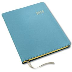 Gallery Leather: Key West Large Monthly Planner 22