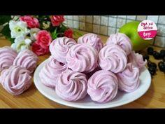ЭТОТ Зефир вкуснее в 100 раз! НЕ покупайте больше, готовьте сами - YouTube Cold Desserts, Baking Recipes, Bakery, Keto, Yummy Food, Sweets, Cooking, Youtube, Raspberry Bush