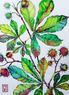 Chestnut Tree SOFIA PERINA-MILLER