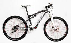 "Stradalli Two 7 Full Carbon Fiber Dual Suspension Mountain Bike. 27.5"" MTB 650b Shimano XTR. Industry 9 Ultralight Wheel Set. FSA SLK Crankset"