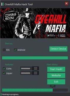 Overkill Mafia Hack Tool No Survey Cheat Engine Free Download