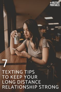 7 Helpful Texting Tips To Keep Your Long Distance Relationships Strong #longdistancerelationship #ldr #longdistancerelationships #longdistancelove Distant Relationship, Strong Relationship, Healthy Relationships, Relationship Advice, Communication Relationship, Marriage Tips, Quotes Distance, Long Distance Relationship Quotes, Long Distance Military Relationships