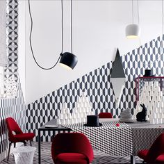 How to decorate with geometrics