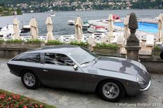 1966 Lamborghini 400 GT Shooting Brake by Touring (s/n 0904)