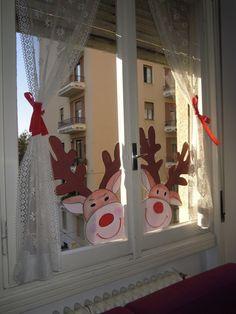 chi sbircia dalla finestra ?