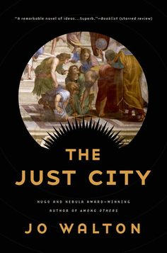 Created as an experiment by the time-traveling goddess Pallas Athene, the Just City is a planned community based on Plato's Republic, populated by over ten thousand children and a few hundred adult teachers from all eras of history, along with some handy robots from the far human future--all set down together on a Mediterranean island in the distant past.